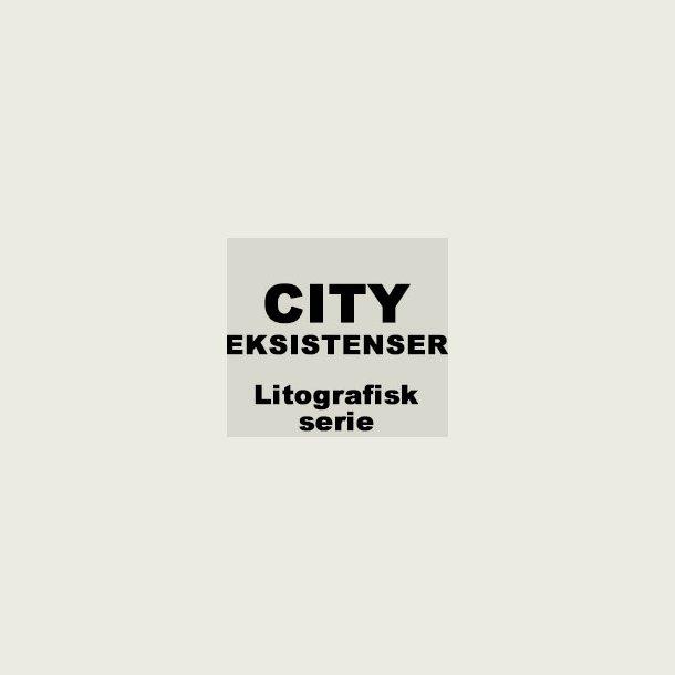 Litografi serie Leif Sylvester