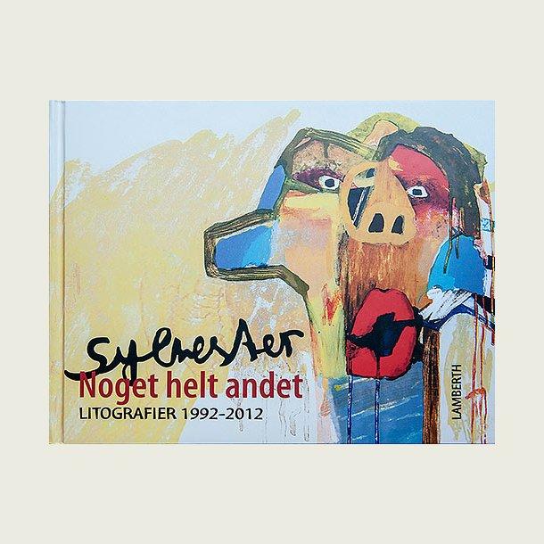 Litografier 1992 - 2012, bog